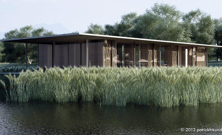 Hausboot: Künsterhaus