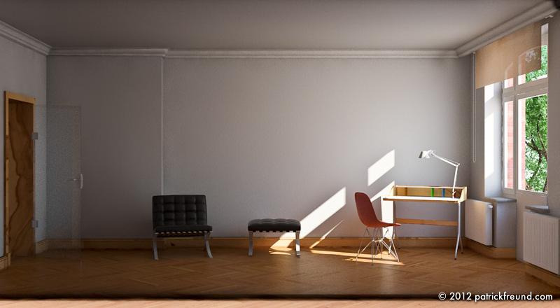 Innenraum patrick freund architekt for Innenraum design programm kostenlos