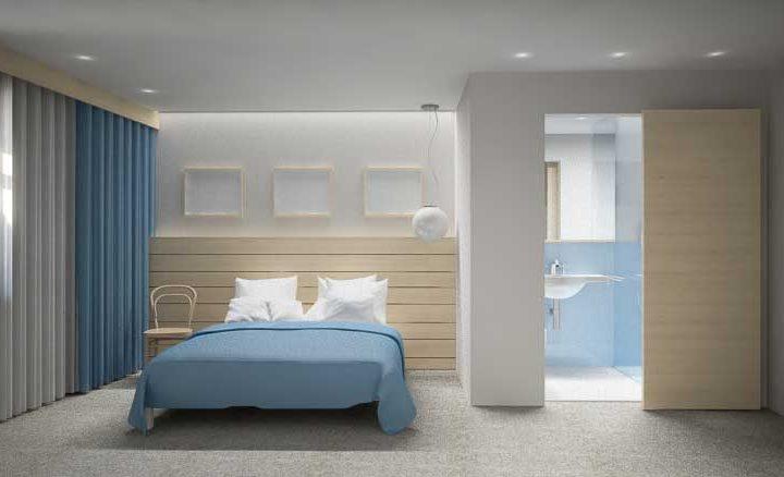 Entwurf Umbau Hotel